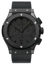 Hublot: Classic Fusion Chronograph 42 mm All Black