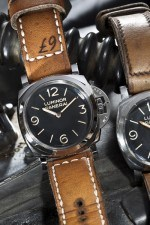 Panerai: Luminor, 1955