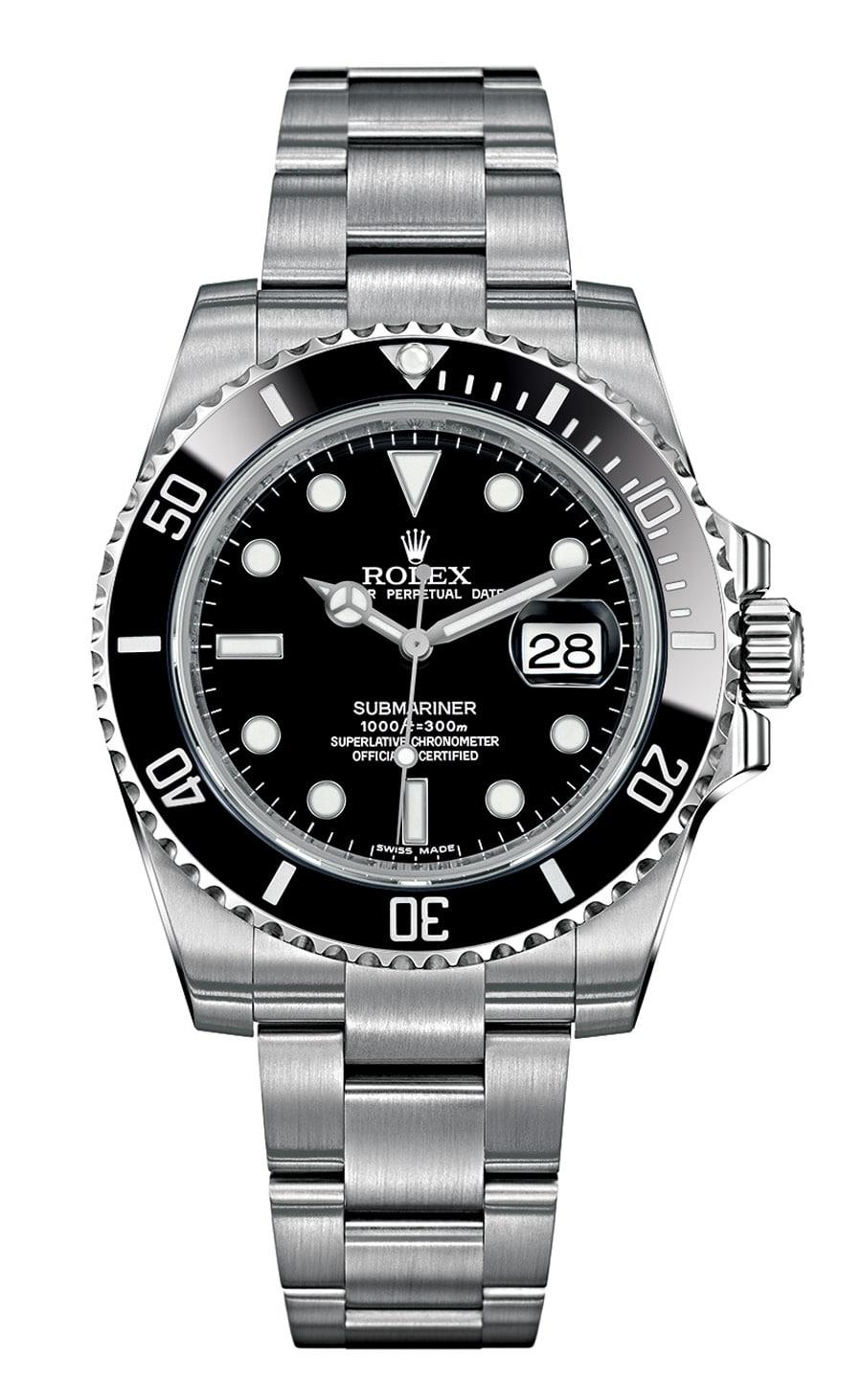 Rolex: Submariner Date (2010)