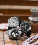 Vergleichstest Taucherchronographen: Breitling, IWC und TAG Heuer