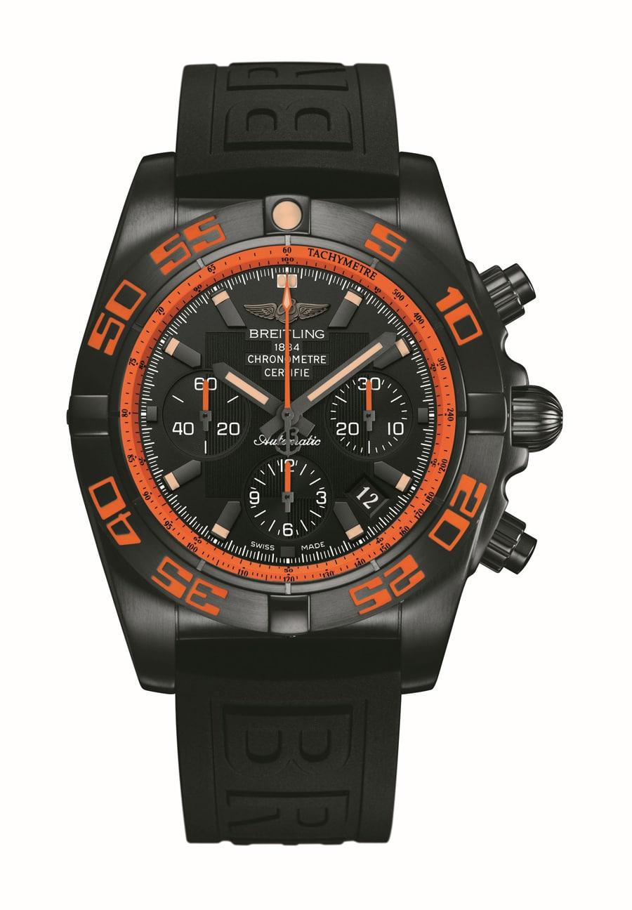 Breitling: Chronomat 44 Raven
