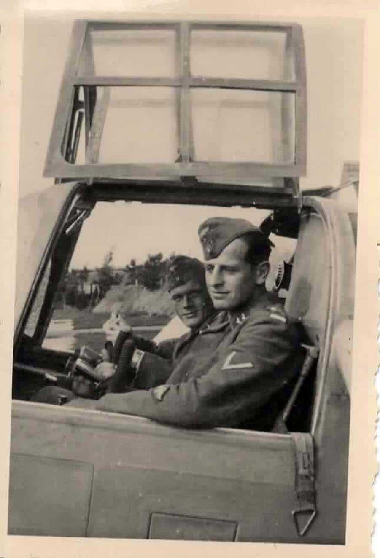 Flugschüler der Luftwaffe: Einige von ihnen werden später eine Fliegeruhr von Hanhart tragen.</br>(Foto: Walter Castillo)