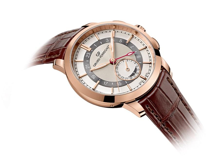 Girard-Perregaux: 1966 Dual Time