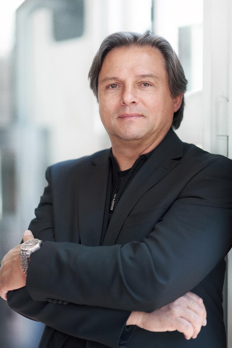 Manfred Brassler, Gründer und Designer MeisterSinger