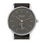 "Nomos Glashütte: Orion 1989 in ""Novembergrau"""