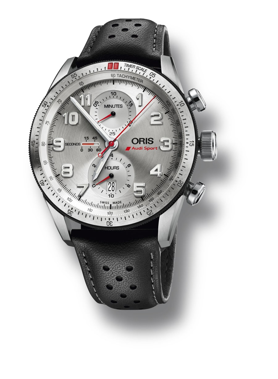 Oris: Audi Sport Limited Edition