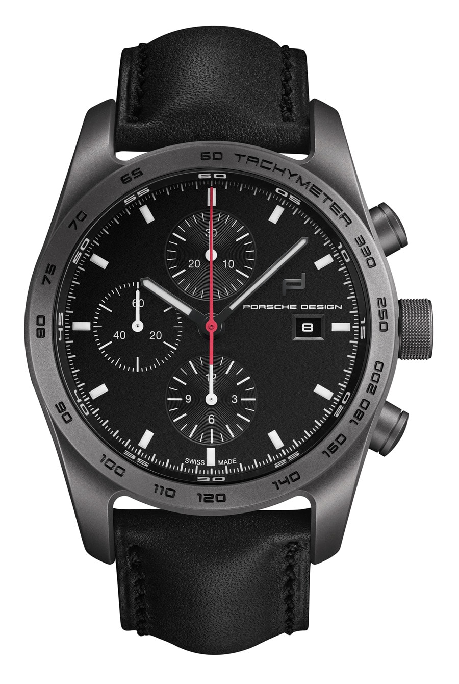 Porsche Design: Chronograph Titanium Limited Edition