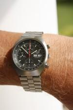 Ein Freundschaftsdienst in einer Diskothek begründete diese Uhrensammlung.