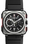 Bell & Ross: BR X1 Skeleton Chronograph