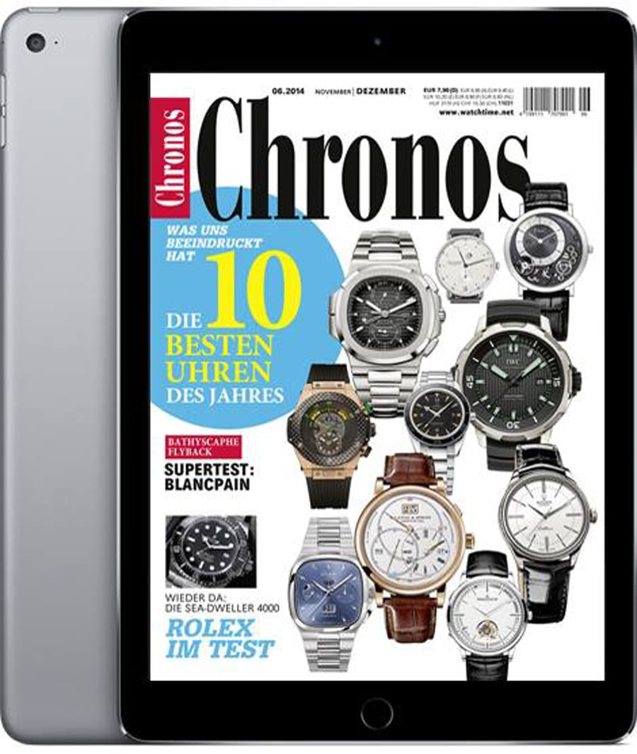 CH 6.2014: Jetzt auf dem iPad
