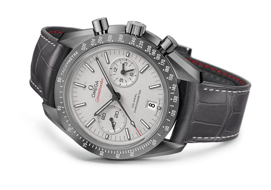 "Omega: Speedmaster ""Grey Side of the Moon"""