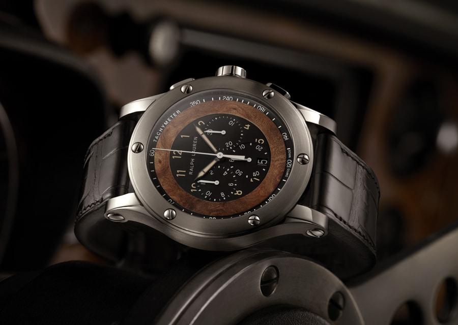Ralph Lauren: Automotive Chronograph