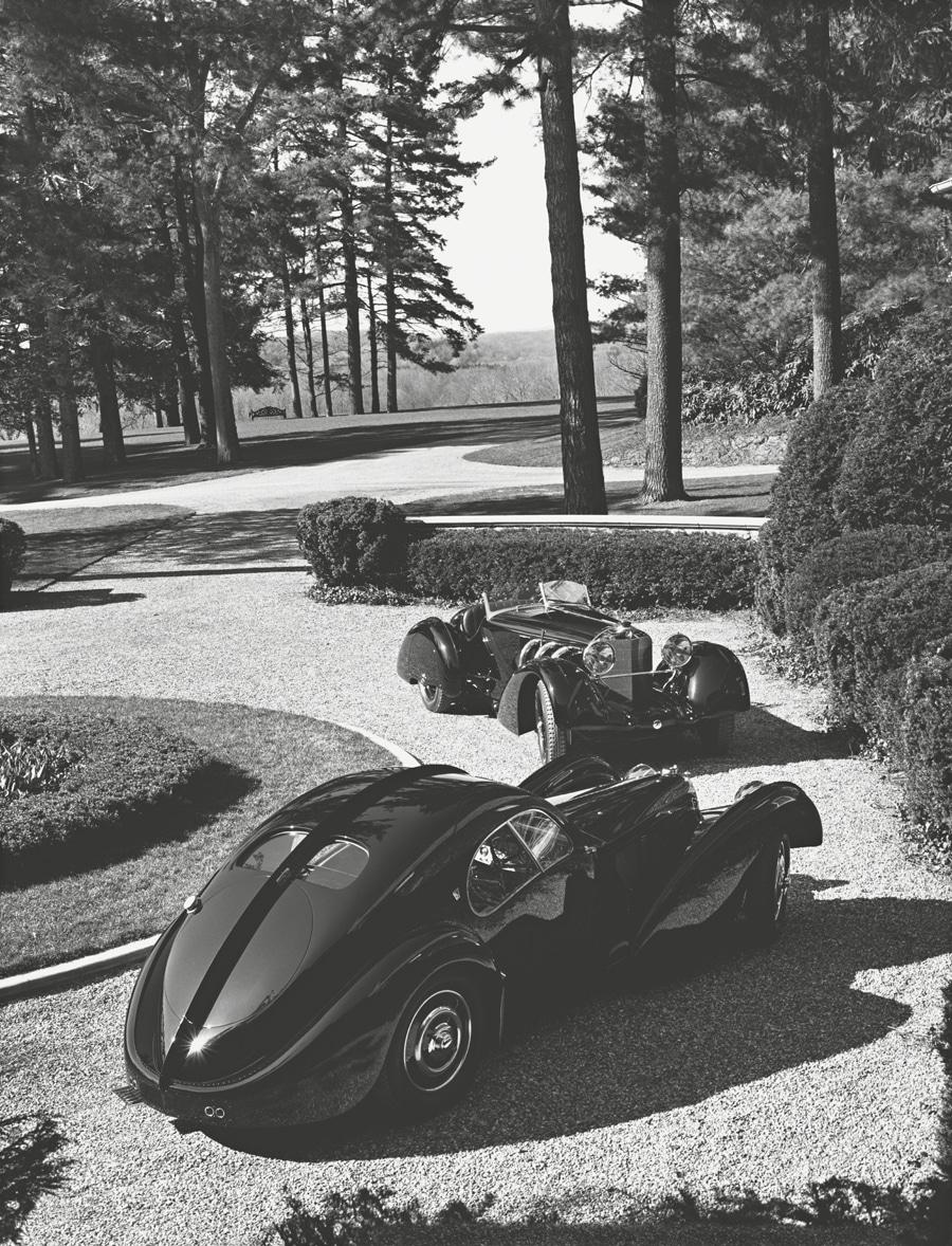 Ralph Lauren: Bugatti Type 57SC Atlantic Coupé, 1938
