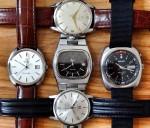Preiswerte Vintage-Uhren für Einsteiger