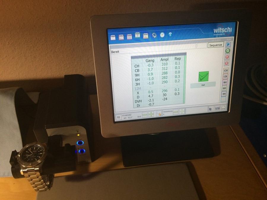 Uhren-Test-Marathon zum Jahresausklang » Das Uhren Portal ...