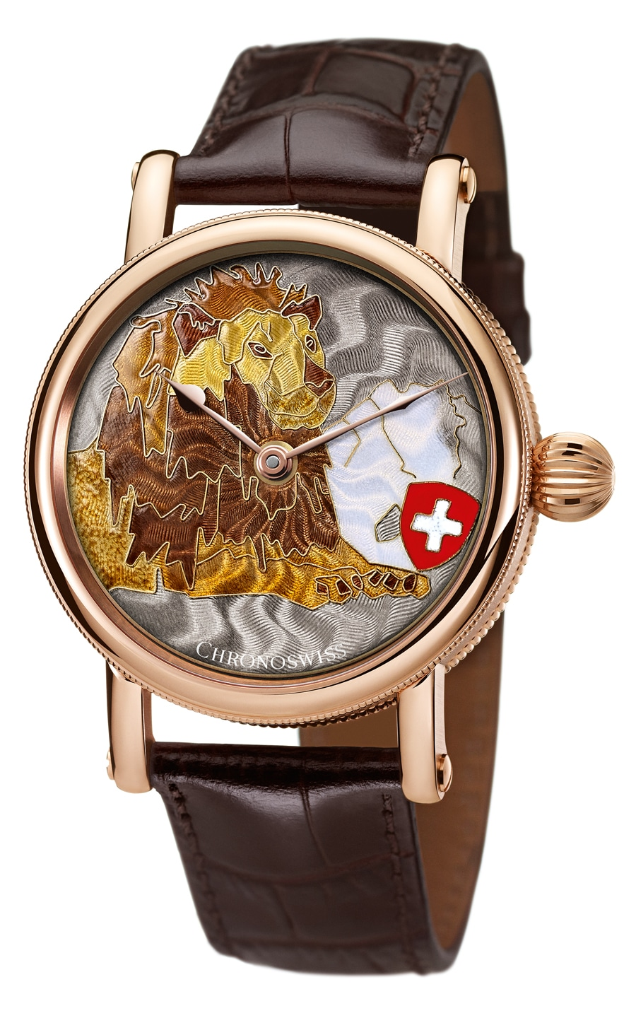 Chronoswiss: Sirius Lion Heart