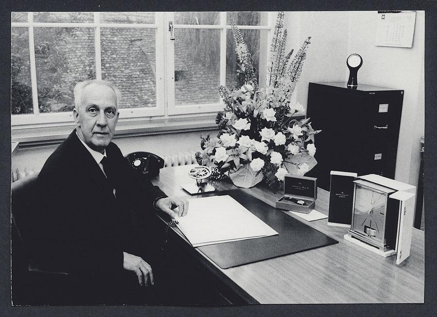 IWC: Albert Pellaton