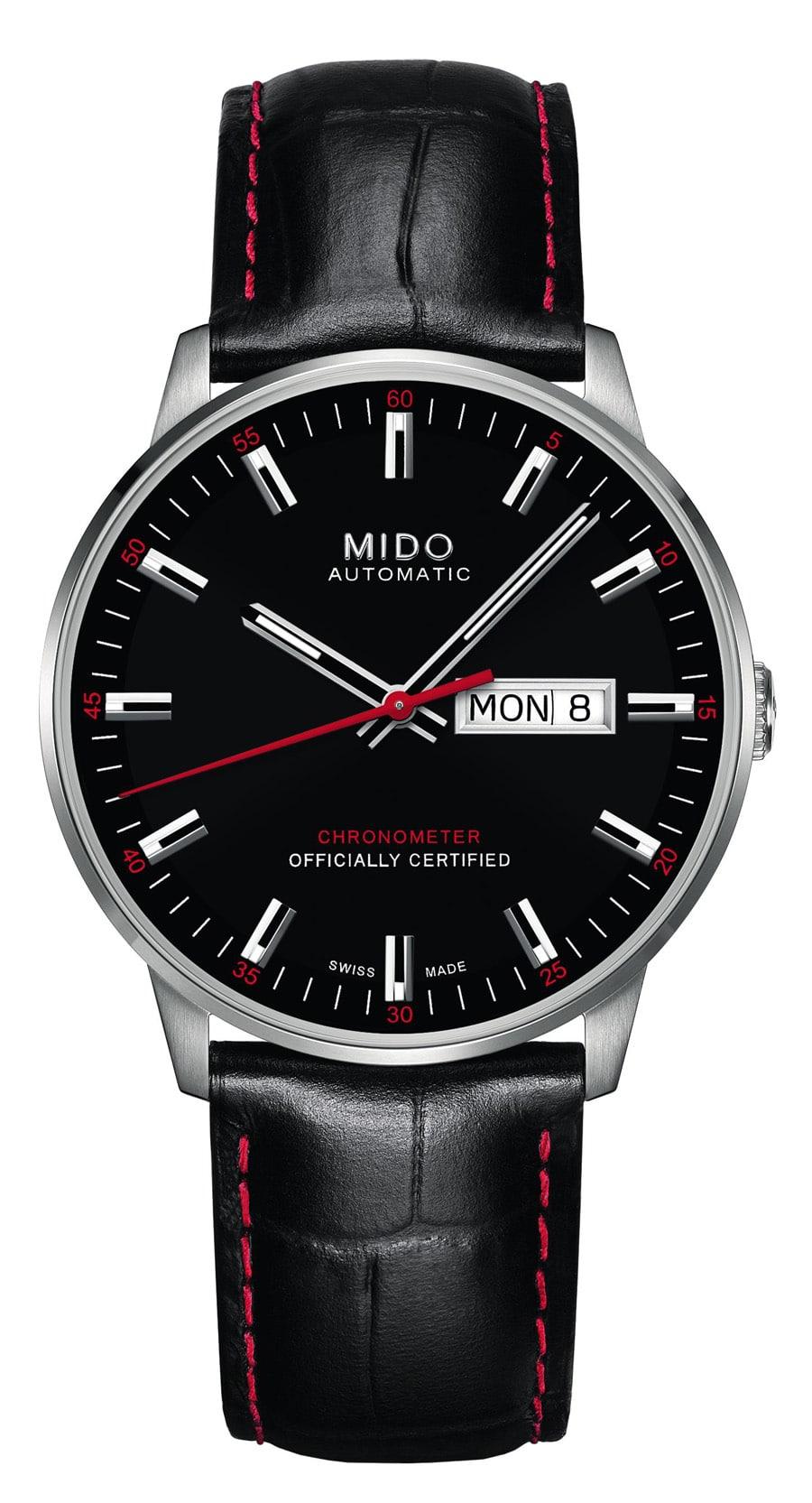 Mido: Commander Caliber 80 Chronometer