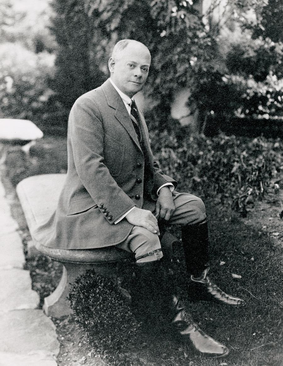 Henry Graves jr. (1867-1953)