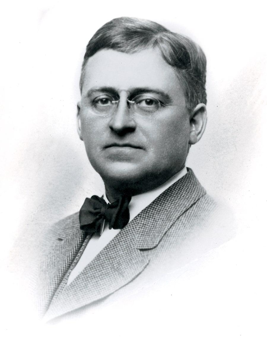 James Ward Packard (1863-1928)