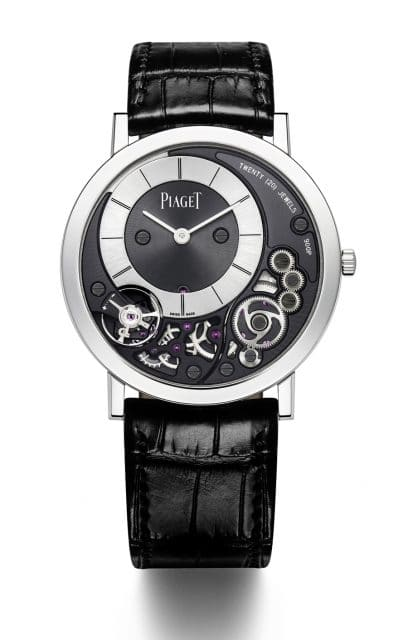 Piaget: Altiplano 38 mm 900P