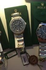 Frisch eingetroffen: Rolex Deepsea, Sea-Dweller 4000 und Submariner Date