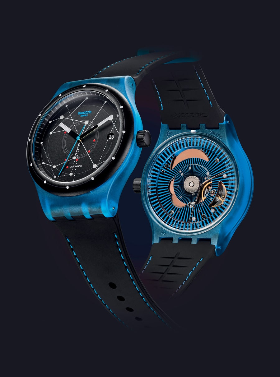 Download: Swatch Sistem51 » Das Uhren Portal: Watchtime.net