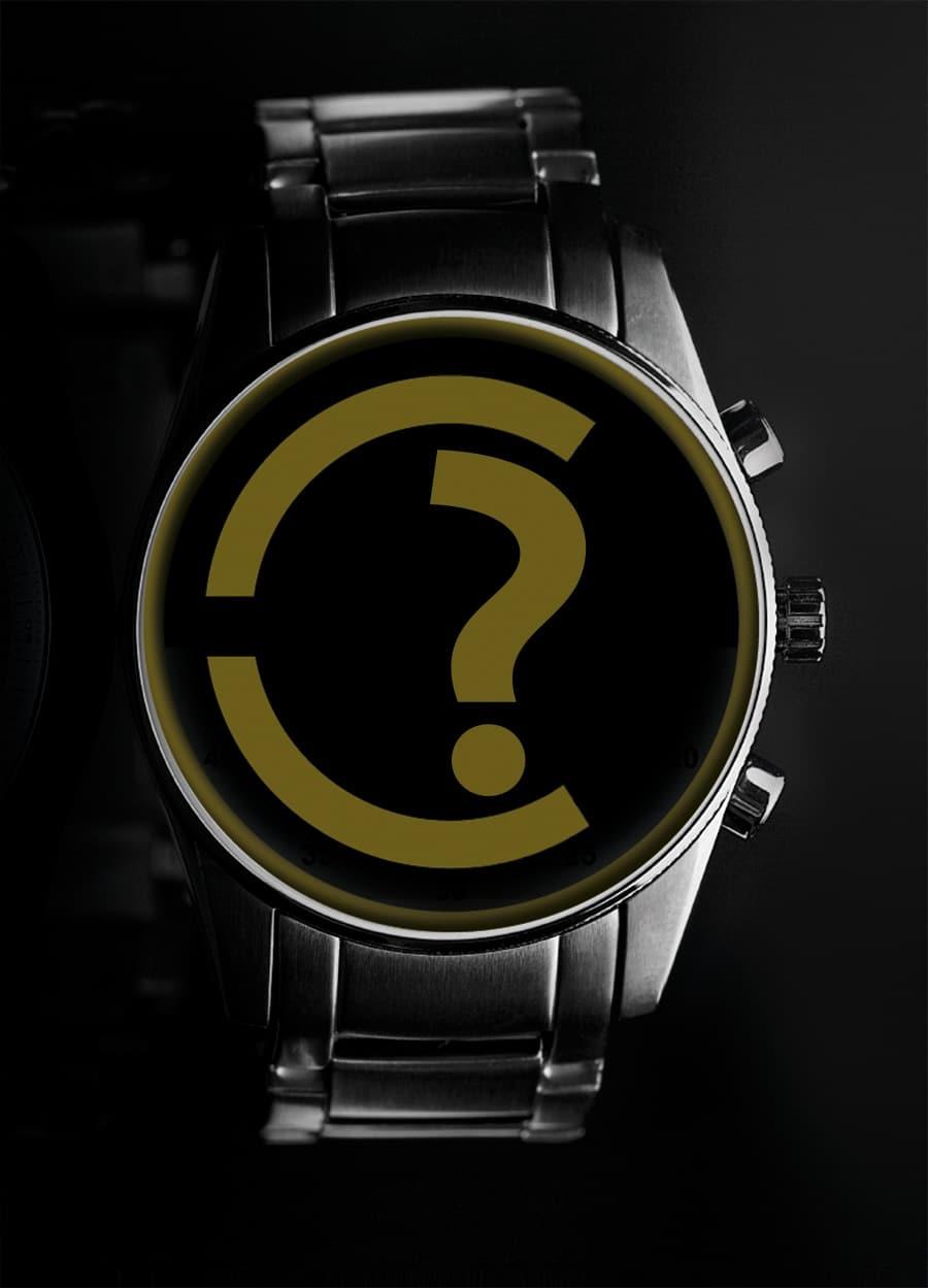 1. Preis: Uhr im Wert von 3.000 Euro