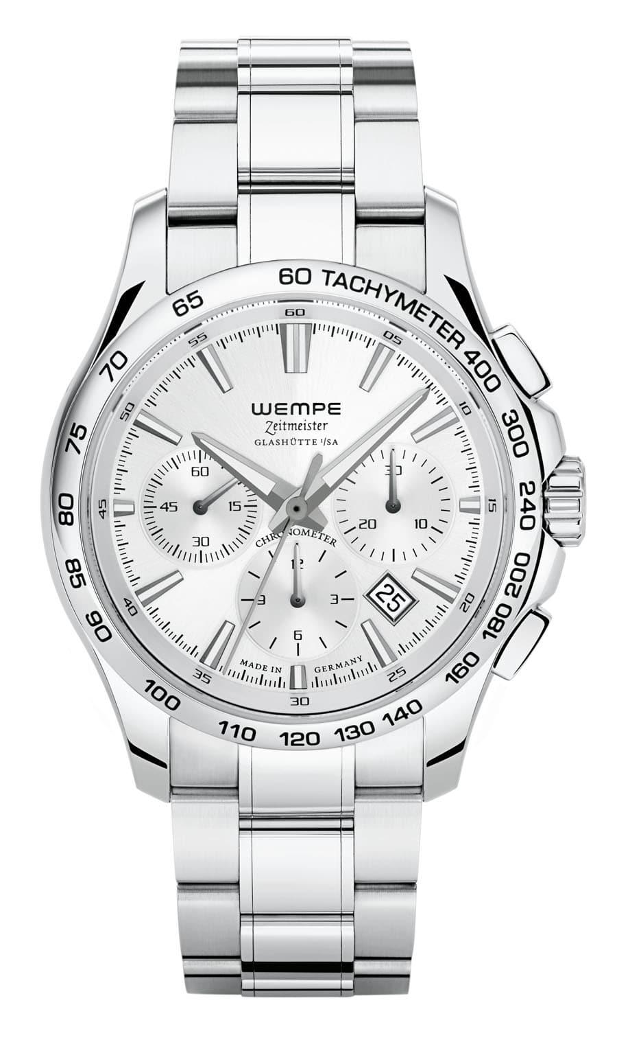 Wempe: Zeitmeister Sport Chronograph