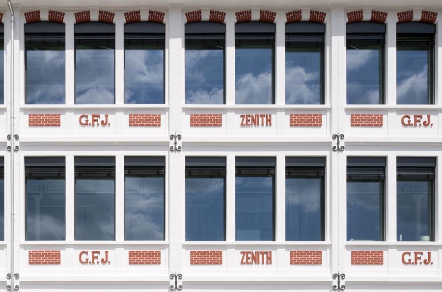 Zenith Manufakturgebäude Le Locle