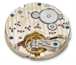 Glashütter Uhrwerk von A. Lange & Söhne