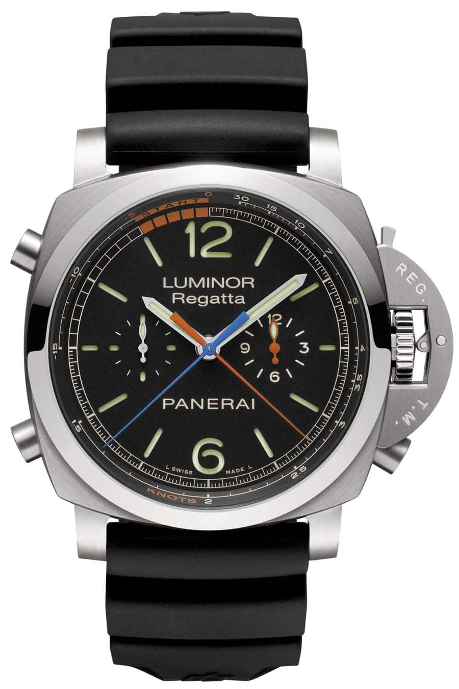 Panerai: Luminor 1950 Regatta Chrono Flyback