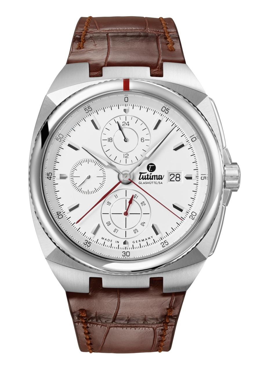 Tutima: Saxone One Chronograph