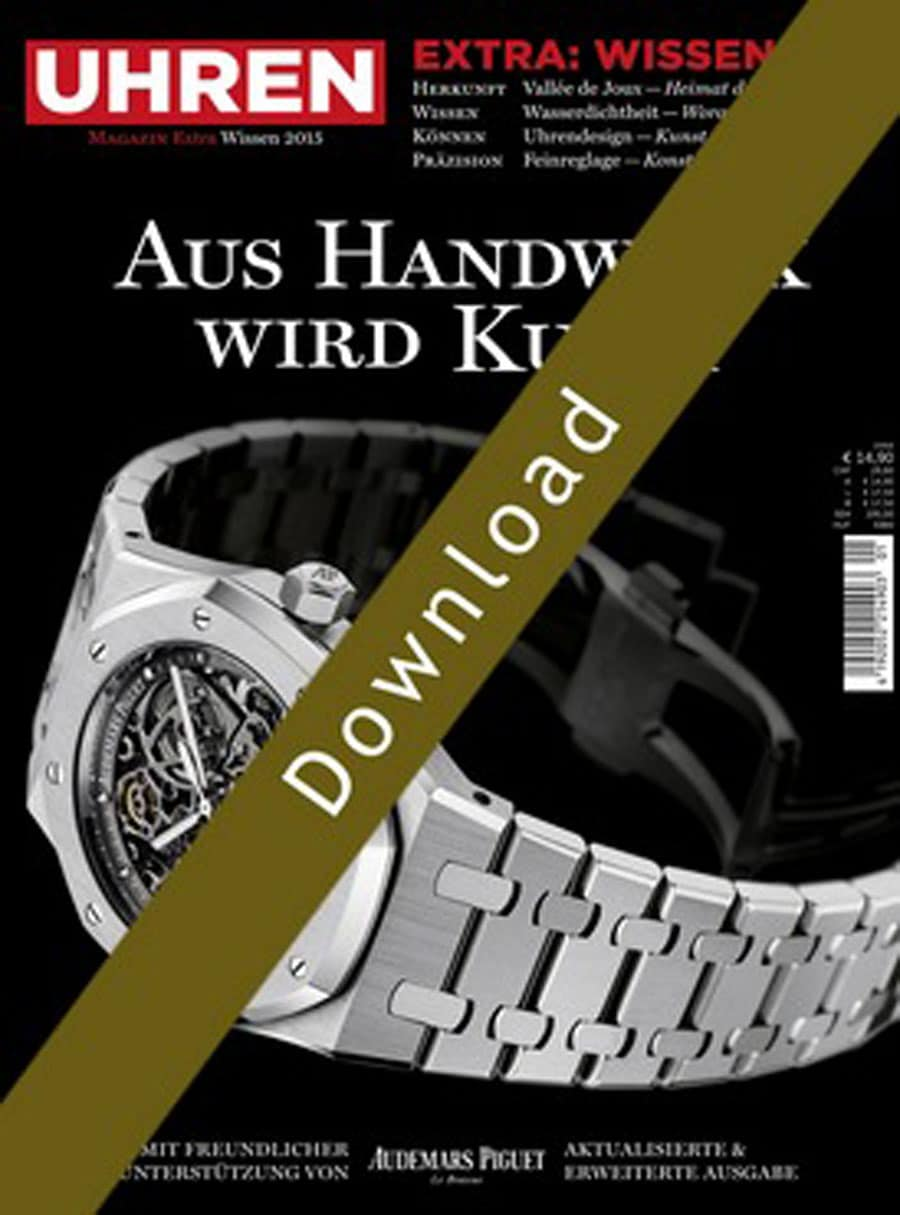 UHREN-MAGAZIN Extra Wissen 2015, Download