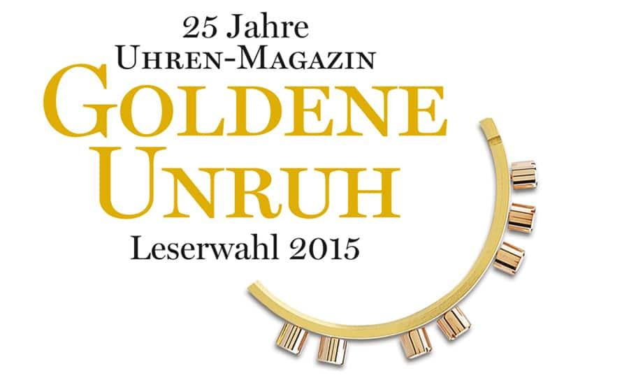 Goldene Unruh 2015