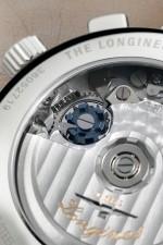 Longines: Chronograph mit Säulenradschaltung