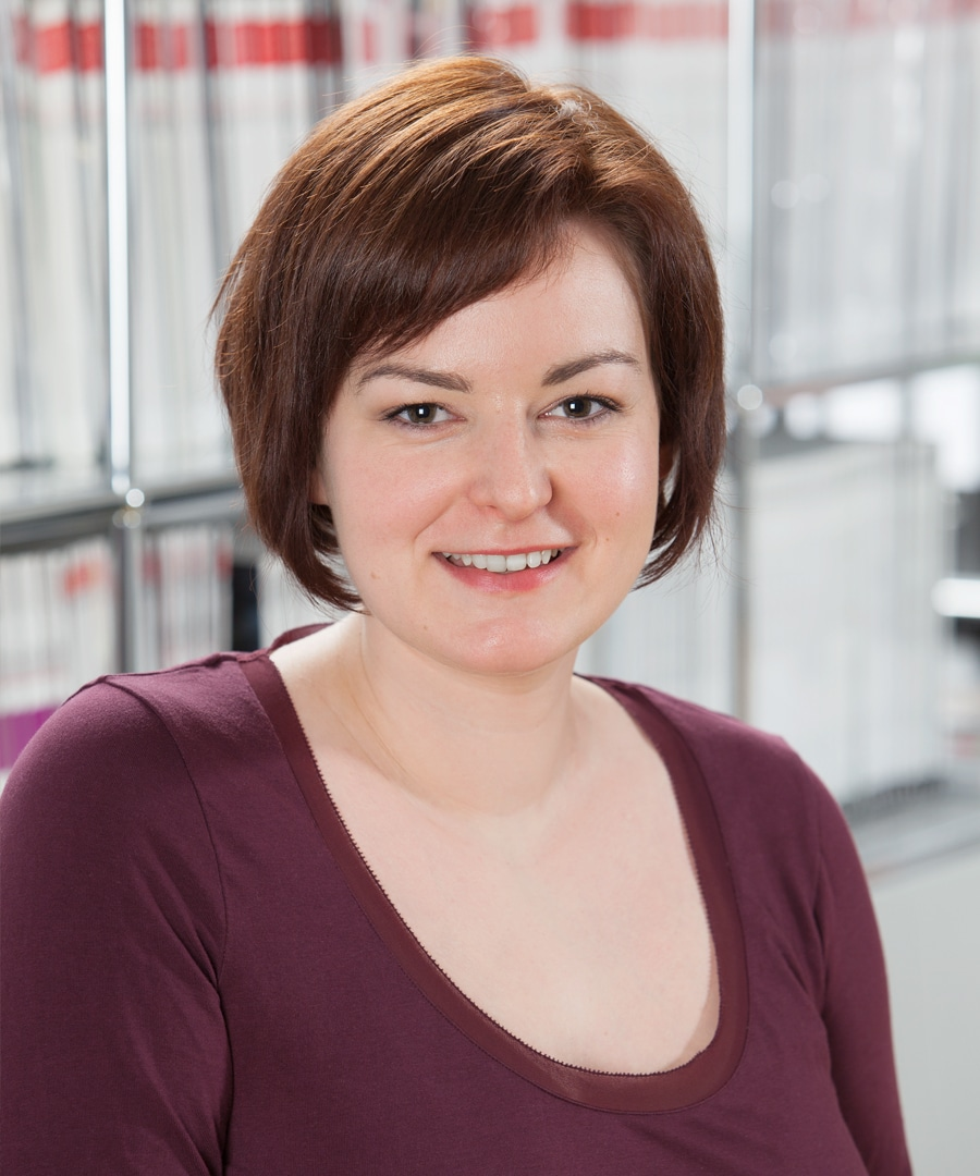 Redakteurin UHREN-MAGAZIN: Melissa Gößling