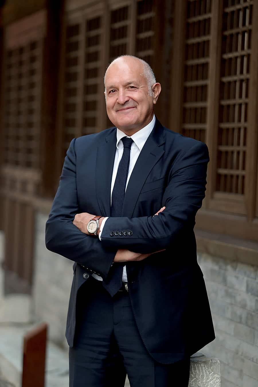 Michele Sofisti gibt sein Amt als CEO der Gucci-Uhrensparte auf