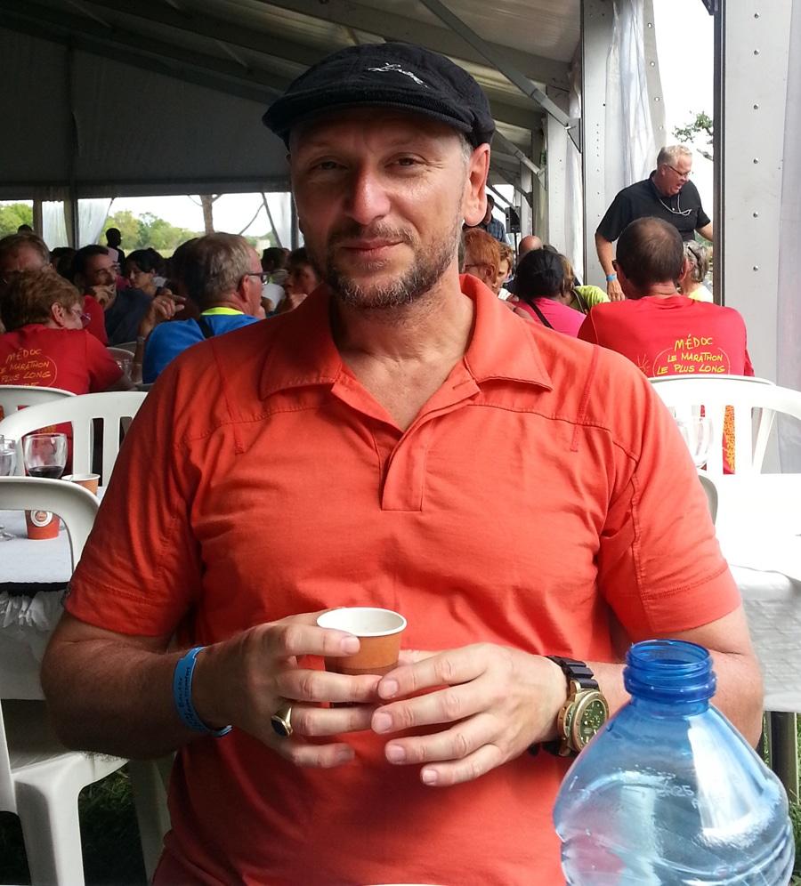 Thomas Barantani hat bei der MunichTime-Wahl 2014 eine Uhr von Jaermann & Stübi gewonnen.