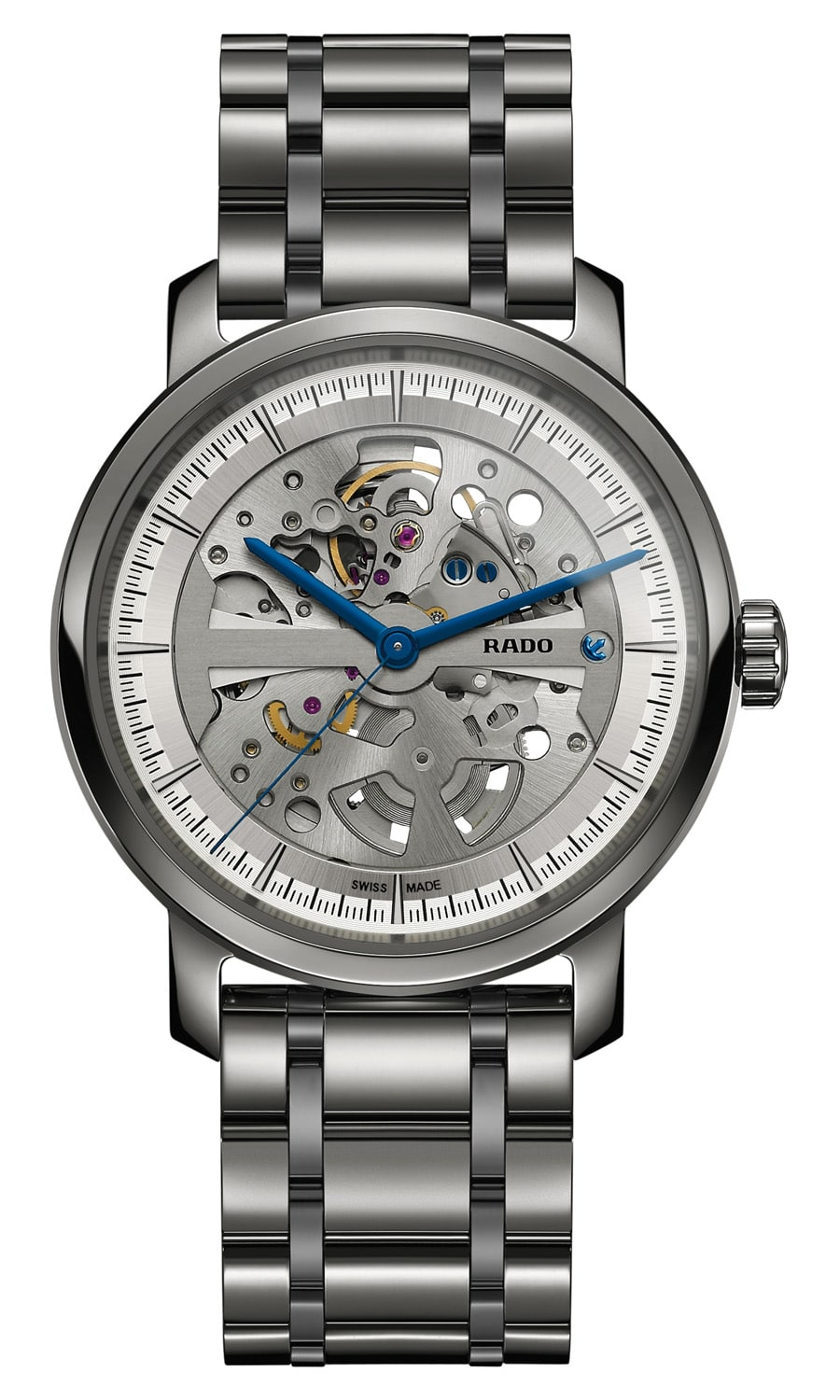 Rado: DiaMaster Ceramic Skeleton