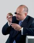 Stefan Muser, Auktionshaus Dr. Crott, schätzt Patek Philippe