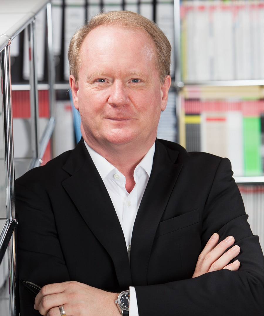 UHREN-MAGAZIN-Chefredakteur Thomas Wanka