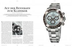 Der legendäre Chronograph von Rolex steckt voller Geschichten und Geschichtchen.
