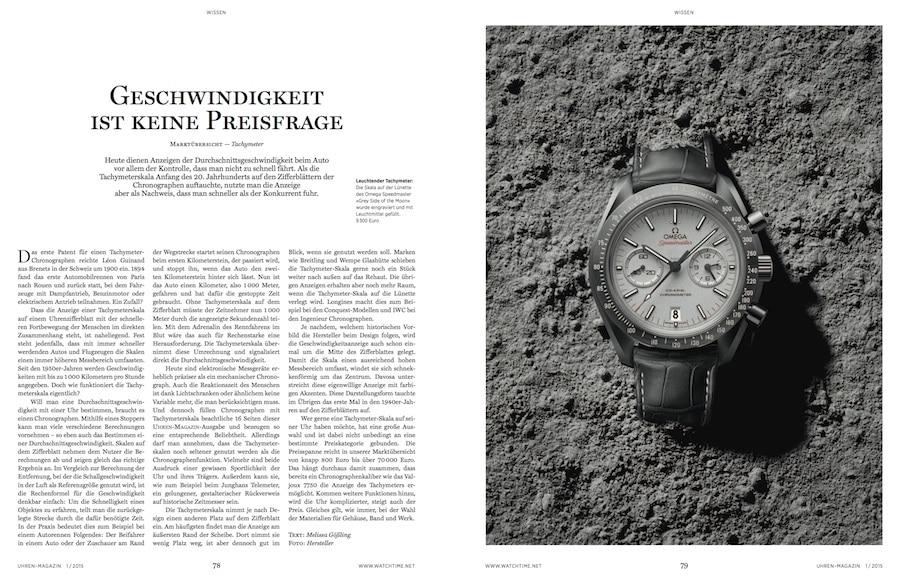 Die Geschichte der Geschwindigkeitsmessung mittels Tachymeter und eine aktuelle Übersicht.