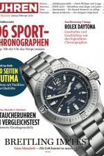 Die erste UHREN-MAGAZIN-Ausgabe des Jahres 2015 ist am Kiosk erhältlich.