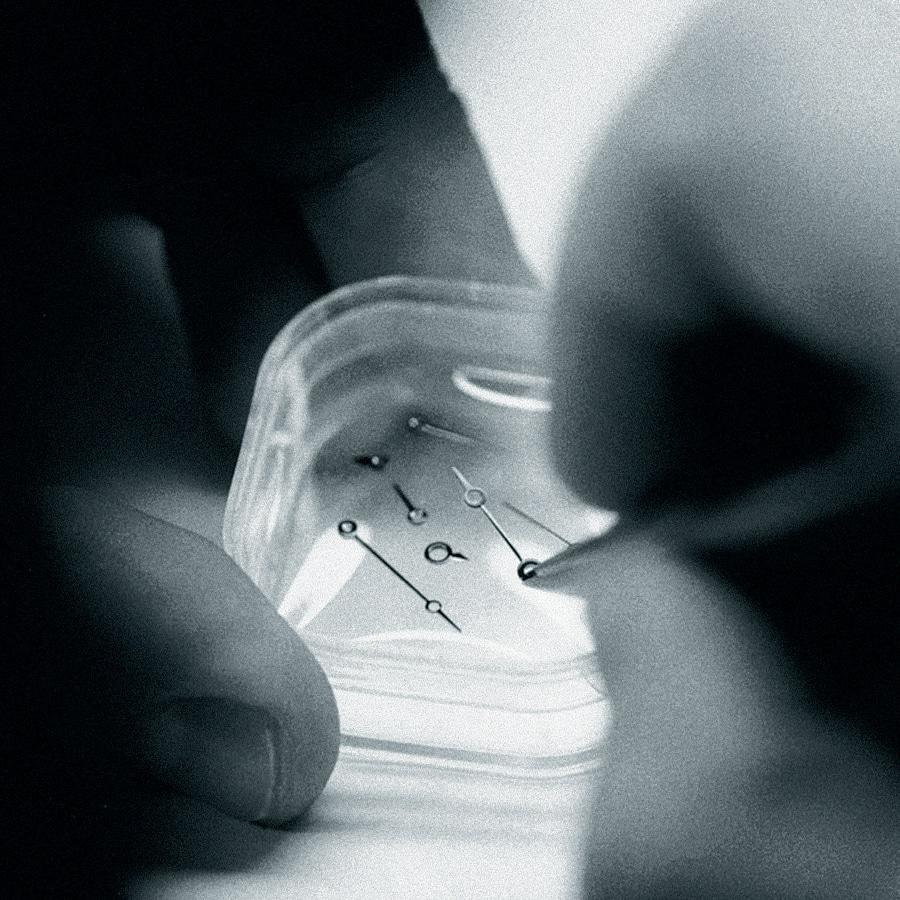 Klassiker: Die Form der Breguet-Zeiger stammt aus dem 18. Jahrhundert.