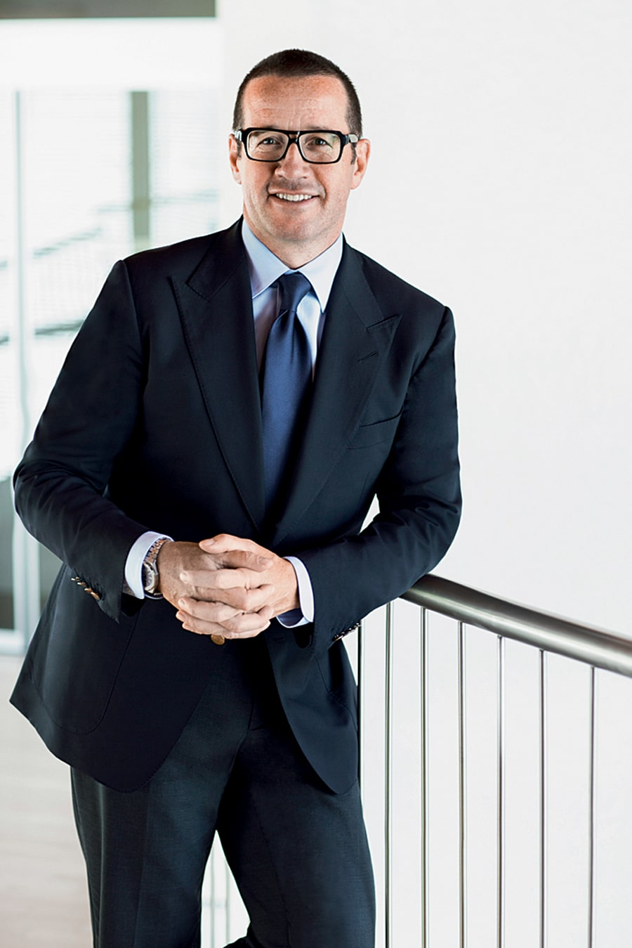 Audemars Piguet: CEO François-Henry Bennahmias