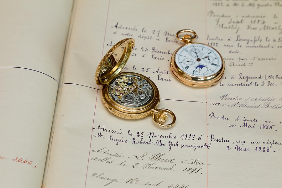 Audemars Piguet: Grandes Complications, 1882