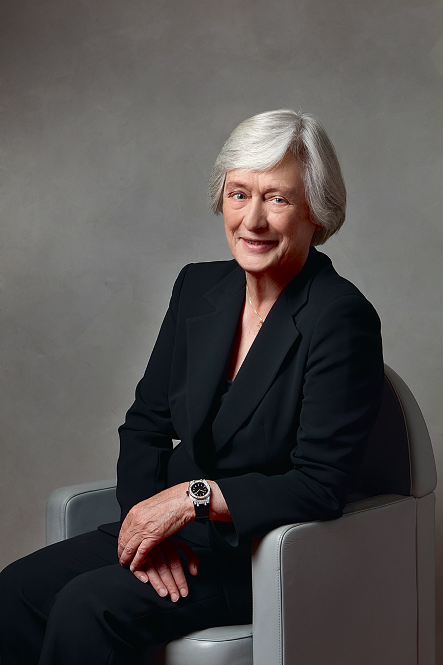 Jasmine Audemars, seit 1992 Präsidentin des Verwaltungsrats.
