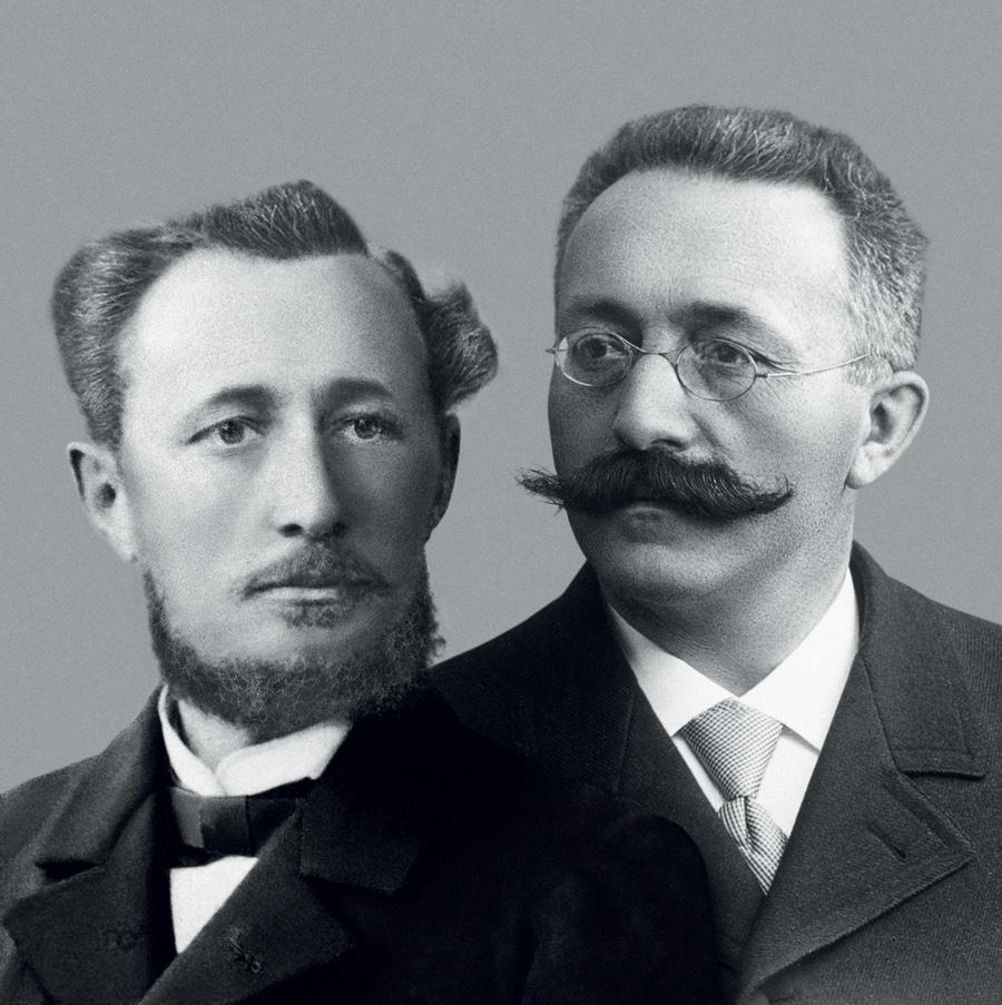 Audemars-Piguet-Gründer: Jules-Louis Audemars und Edward-Auguste Piguet